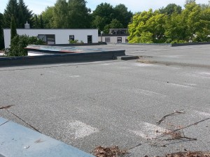 De isolatie van een plat dak dakdekker tilburg